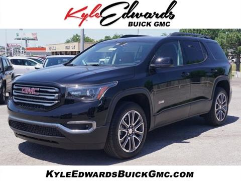 2019 GMC Acadia for sale in Muskogee, OK