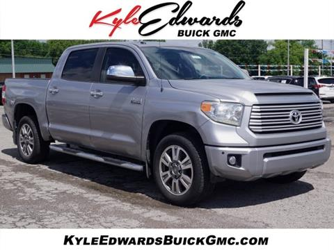 Toyota Of Muskogee >> 2014 Toyota Tundra For Sale In Muskogee Ok