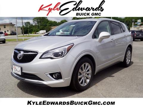 2019 Buick Envision for sale in Muskogee, OK