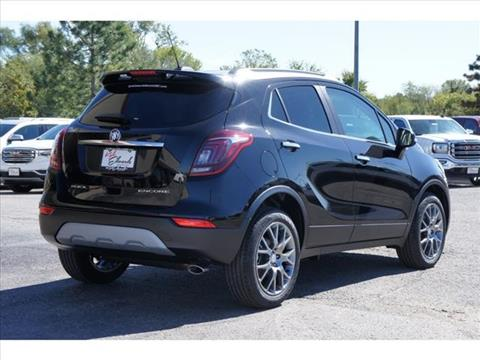 2017 Buick Encore for sale in Muskogee, OK