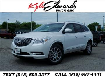 2017 Buick Enclave for sale in Muskogee, OK