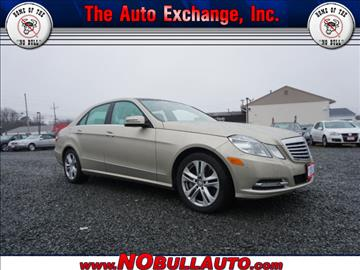 2011 Mercedes-Benz E-Class for sale in Lakewood, NJ