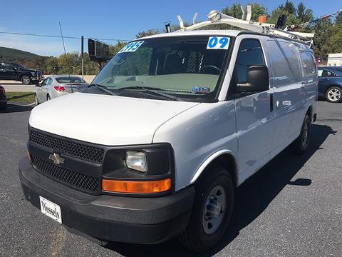 2009 Chevrolet Express Cargo for sale in Dillsburg, PA