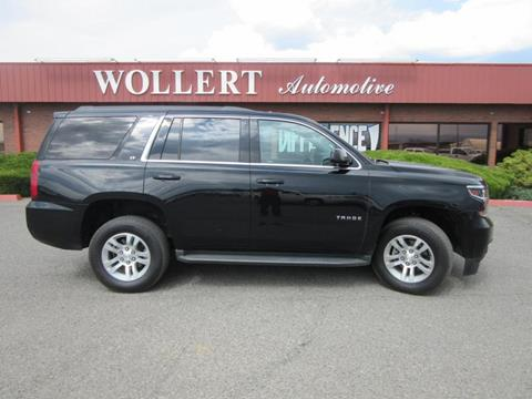2017 Chevrolet Tahoe for sale in Montrose, CO