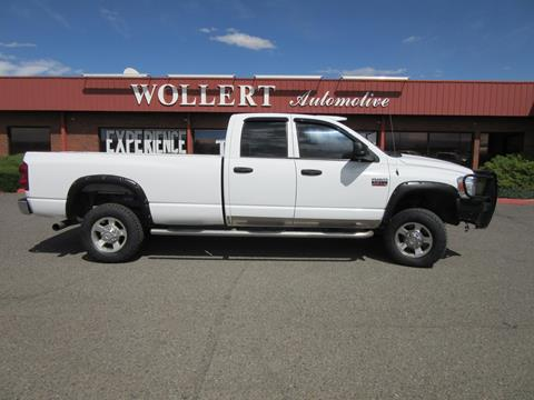 2008 Dodge Ram Pickup 2500 for sale in Montrose, CO