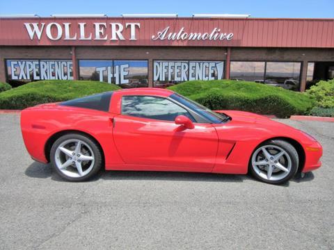 2012 Chevrolet Corvette for sale in Montrose CO