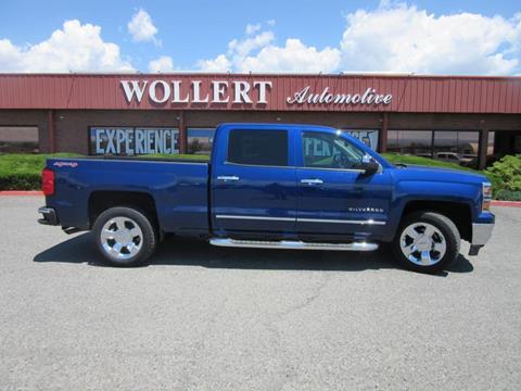 2014 Chevrolet Silverado 1500 for sale in Montrose, CO