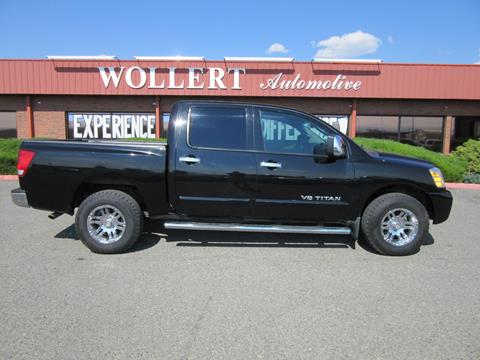 2007 Nissan Titan for sale in Montrose CO