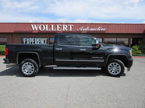 2015 GMC Sierra 2500HD for sale in Montrose, CO