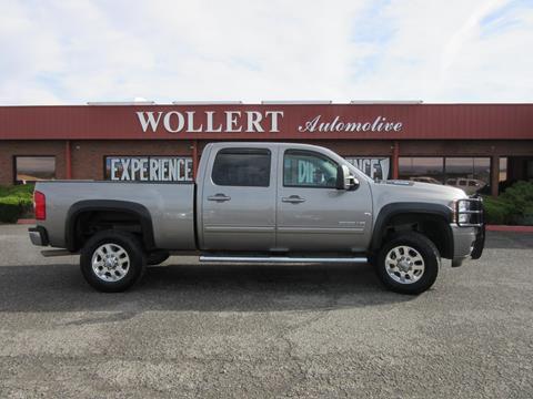 2012 Chevrolet Silverado 2500HD for sale in Montrose, CO
