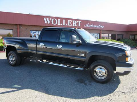 2007 Chevrolet Silverado 3500 Classic for sale in Montrose CO