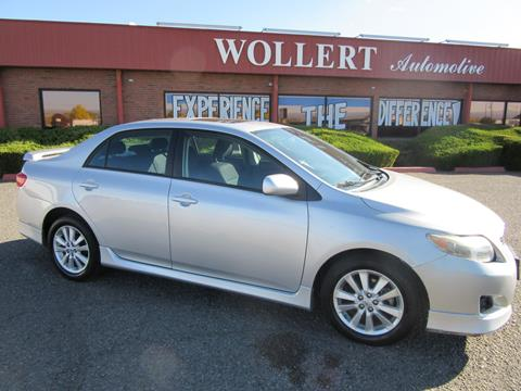 2010 Toyota Corolla for sale in Montrose, CO