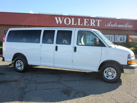 2016 Chevrolet Express Passenger for sale in Montrose, CO