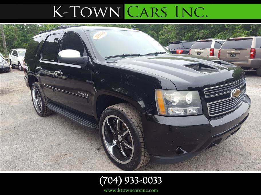 2008 Chevrolet Tahoe for sale at K - Town Cars Inc in Kannapolis NC
