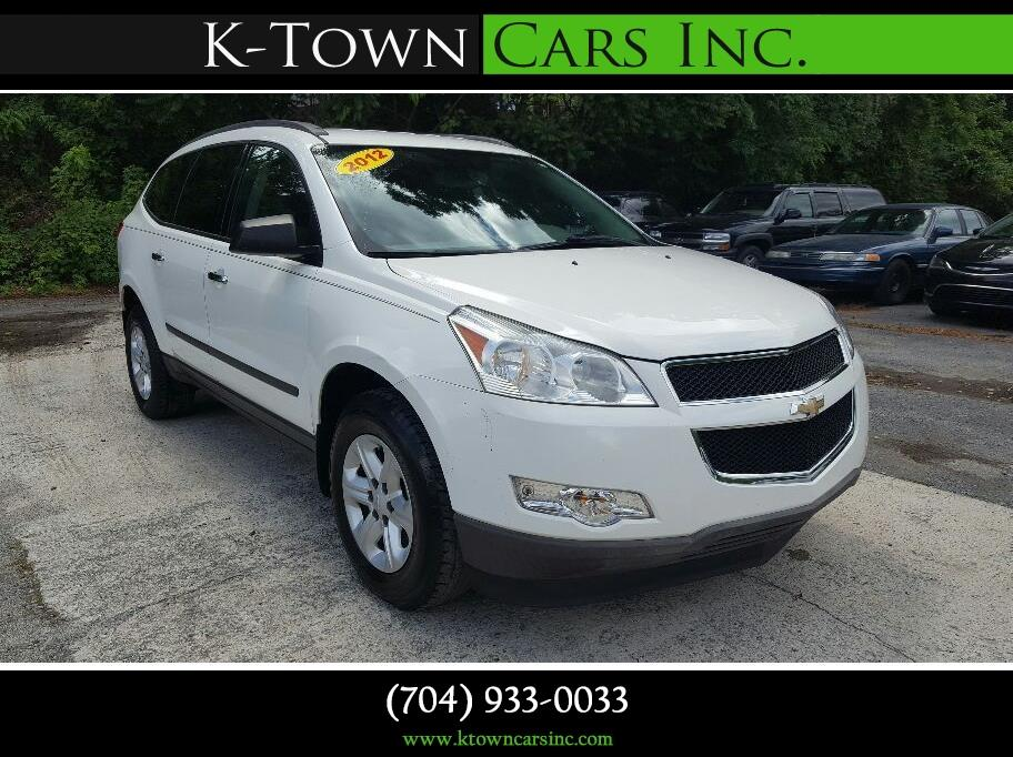 2012 Chevrolet Traverse for sale at K - Town Cars Inc in Kannapolis NC
