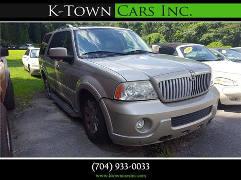 2004 Lincoln Navigator for sale in Kannapolis, NC
