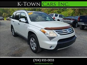 2007 Suzuki XL7 for sale at K - Town Cars Inc in Kannapolis NC