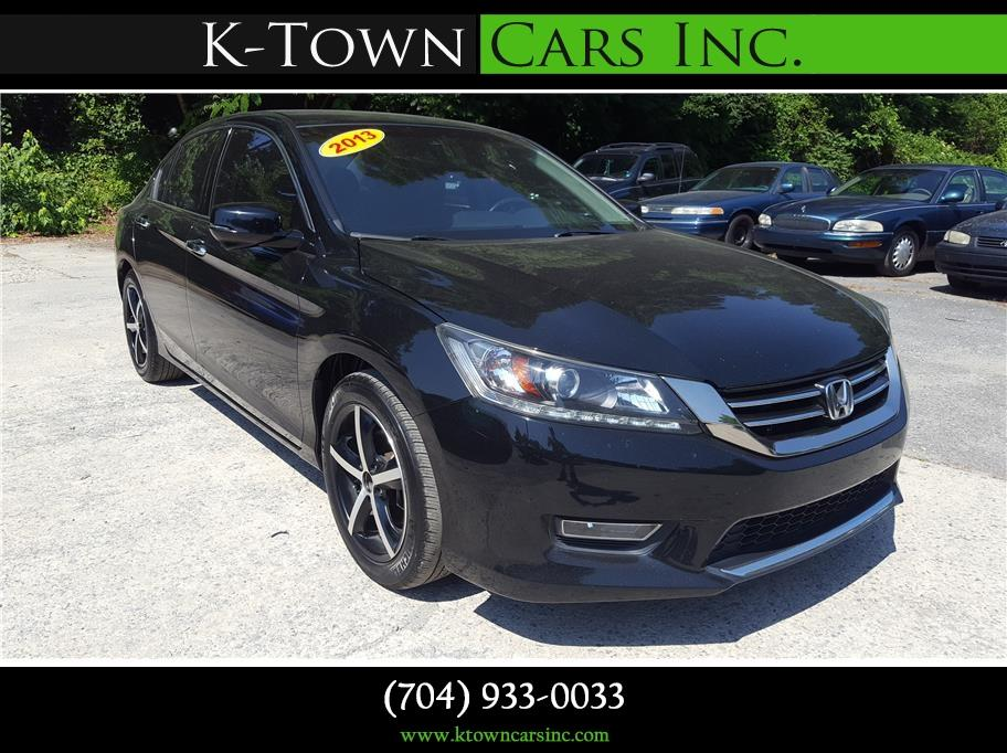 2013 Honda Accord for sale at K - Town Cars Inc in Kannapolis NC