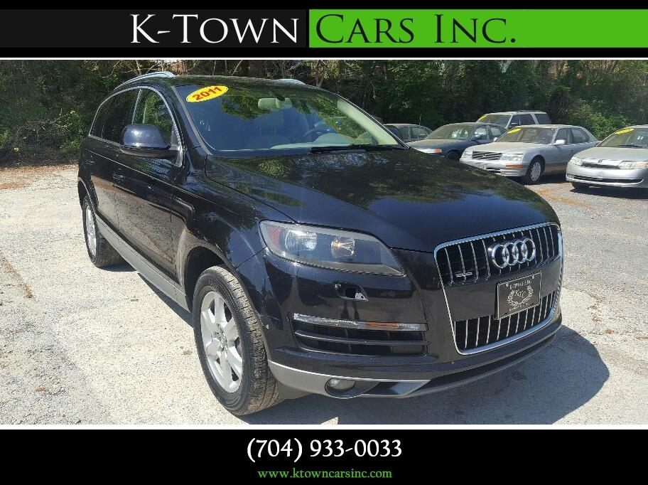 2011 Audi Q7 for sale at K - Town Cars Inc in Kannapolis NC