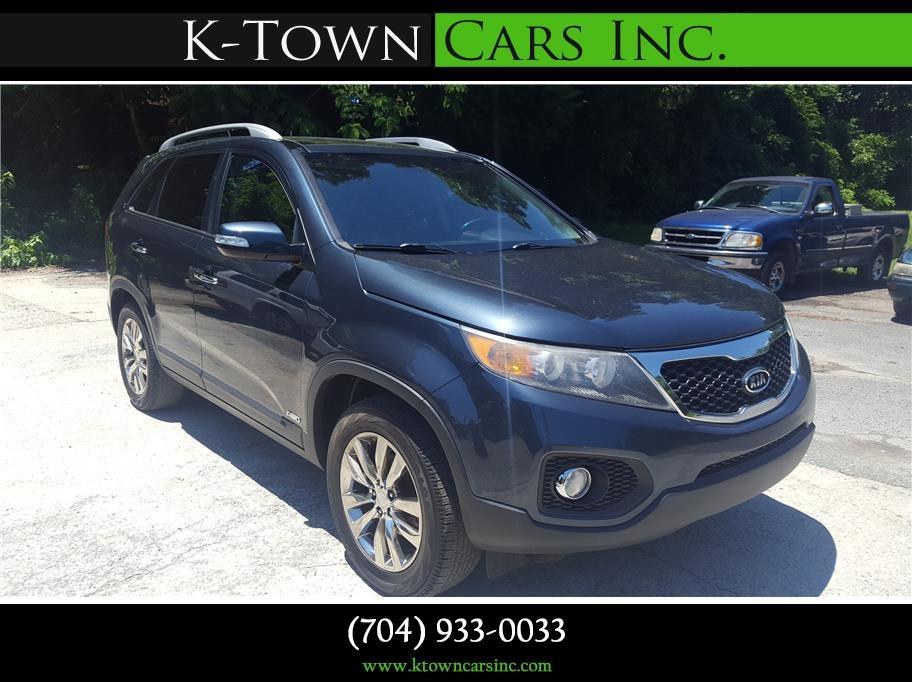 2011 Kia Sorento for sale at K - Town Cars Inc in Kannapolis NC