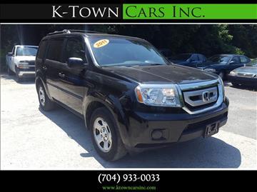 2011 Honda Pilot for sale at K - Town Cars Inc in Kannapolis NC