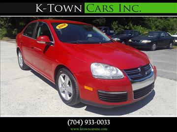 2008 Volkswagen Jetta for sale at K - Town Cars Inc in Kannapolis NC