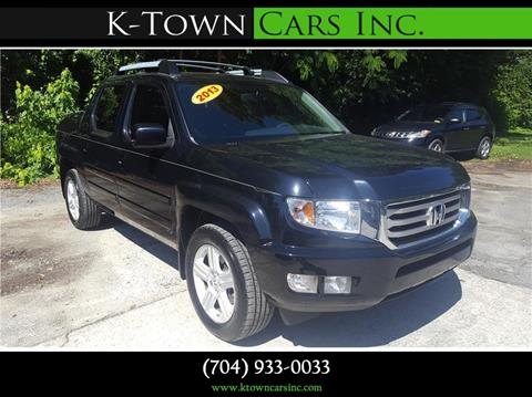 2013 Honda Ridgeline for sale at K - Town Cars Inc in Kannapolis NC