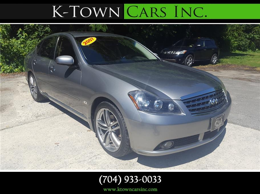 2007 Infiniti M35 for sale at K - Town Cars Inc in Kannapolis NC