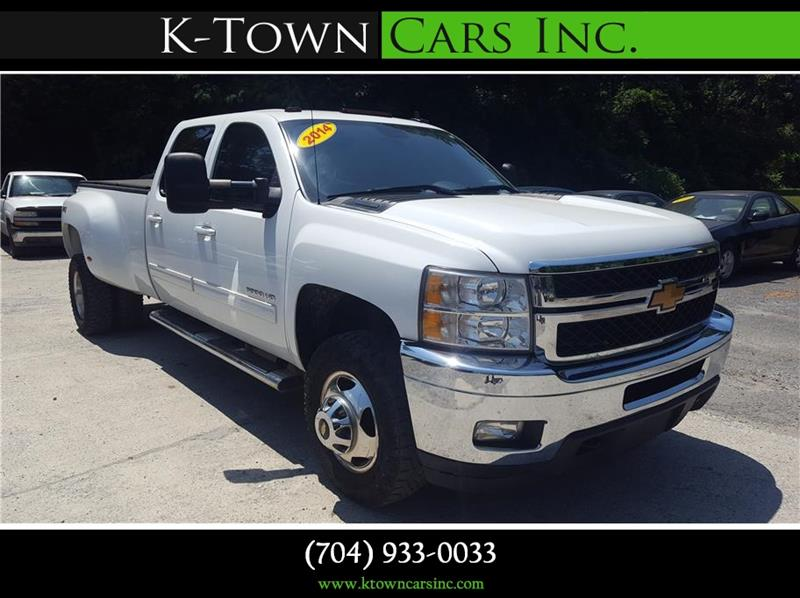 2014 Chevrolet Silverado 3500HD for sale at K - Town Cars Inc in Kannapolis NC