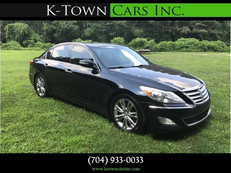 2012 Hyundai Genesis for sale at K - Town Cars Inc in Kannapolis NC