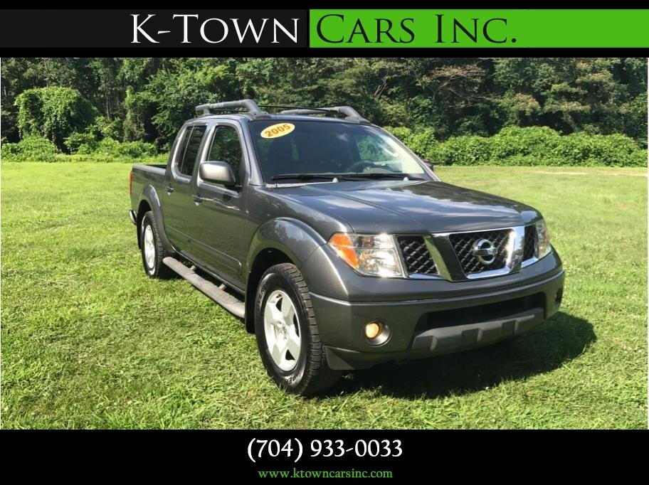 2005 Nissan Frontier for sale at K - Town Cars Inc in Kannapolis NC