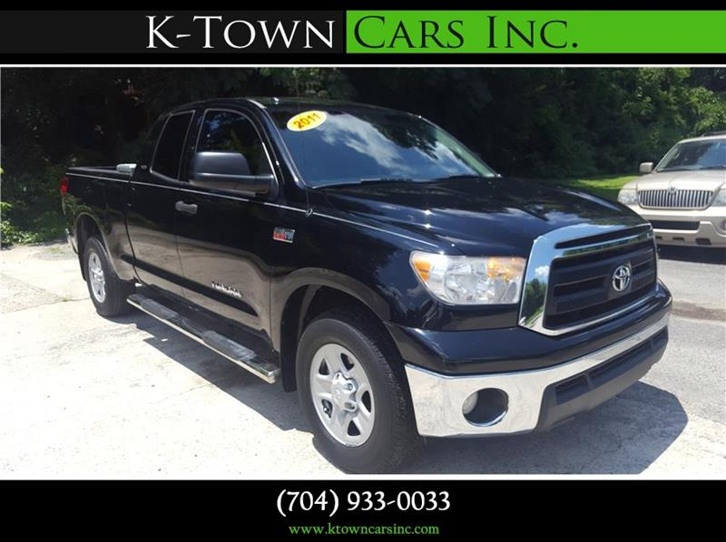 2011 Toyota Tundra for sale at K - Town Cars Inc in Kannapolis NC