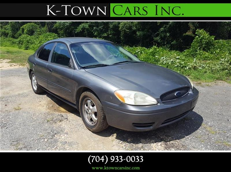 2004 Ford Taurus for sale at K - Town Cars Inc in Kannapolis NC