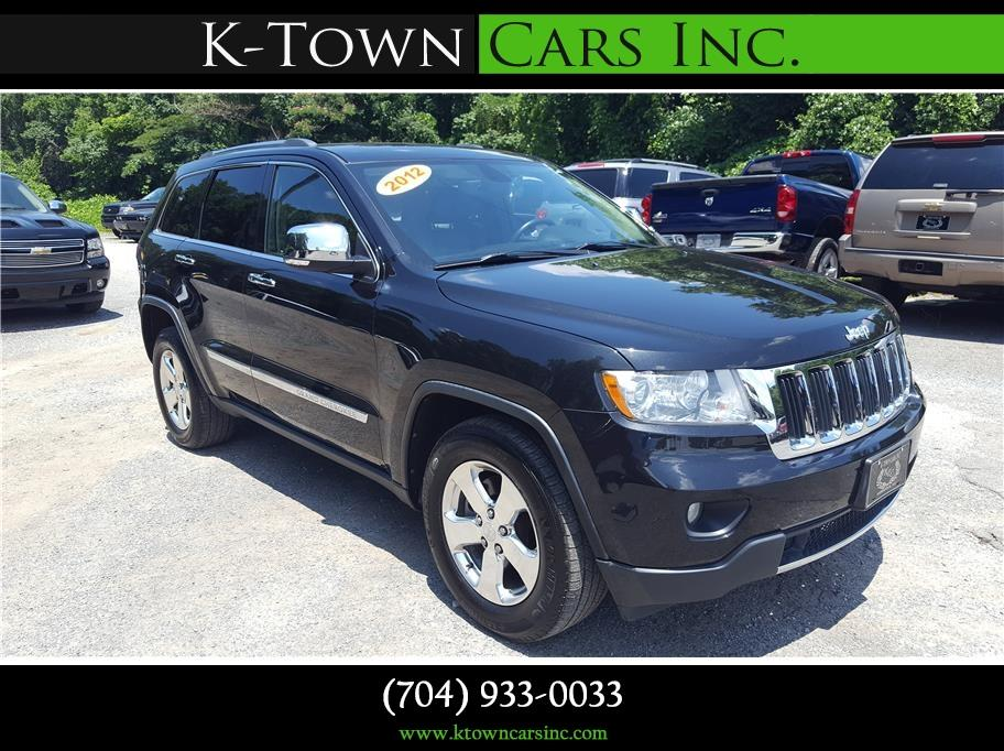 2012 Jeep Grand Cherokee for sale at K - Town Cars Inc in Kannapolis NC