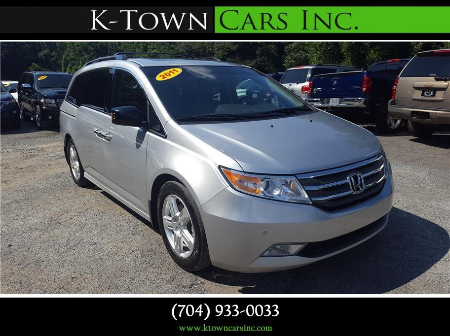 2011 Honda Odyssey for sale at K - Town Cars Inc in Kannapolis NC
