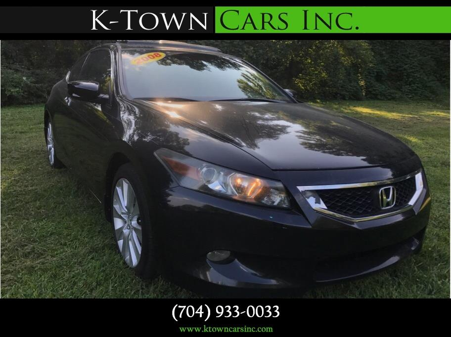 2008 Honda Accord for sale at K - Town Cars Inc in Kannapolis NC