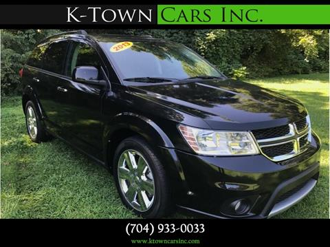 2013 Dodge Journey for sale at K - Town Cars Inc in Kannapolis NC