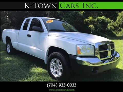 2005 Dodge Dakota for sale at K - Town Cars Inc in Kannapolis NC