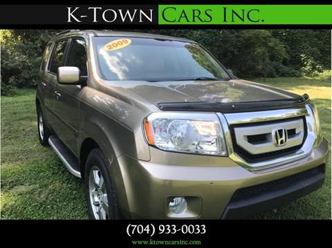 2009 Honda Pilot for sale at K - Town Cars Inc in Kannapolis NC
