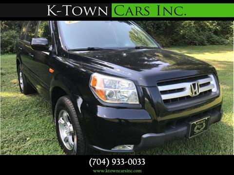 2008 Honda Pilot for sale at K - Town Cars Inc in Kannapolis NC
