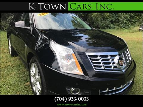 2013 Cadillac SRX for sale in Kannapolis, NC