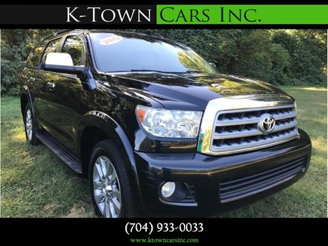 2012 Toyota Sequoia for sale in Kannapolis, NC