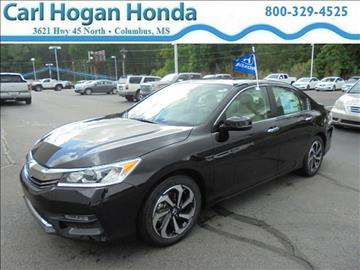 2017 Honda Accord for sale in Columbus, MS