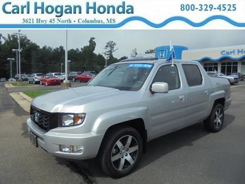 2014 Honda Ridgeline for sale in Columbus, MS