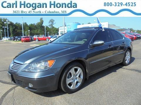 2008 Acura RL for sale in Columbus, MS