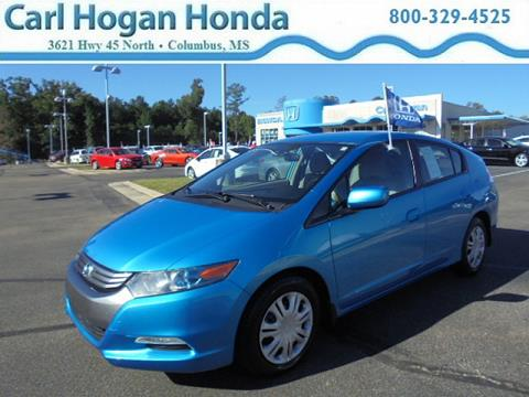 2011 Honda Insight for sale in Columbus, MS