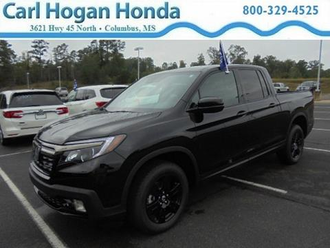2018 Honda Ridgeline for sale in Columbus, MS