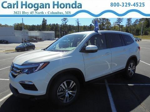 2017 Honda Pilot for sale in Columbus, MS