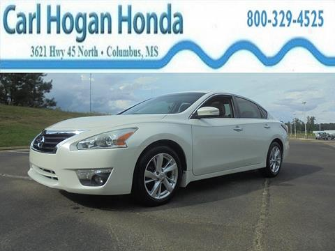 2014 Nissan Altima For Sale In Columbus, MS