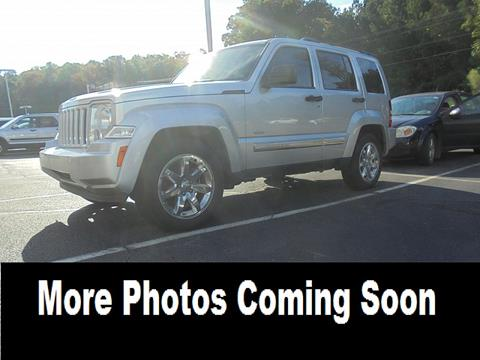 2012 Jeep Liberty for sale in Columbus, MS